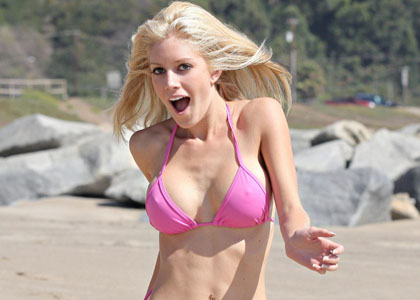 heidi montag pink bikini jpg Be on your guard because this artful Avatar: The last Airbender stuff is ...