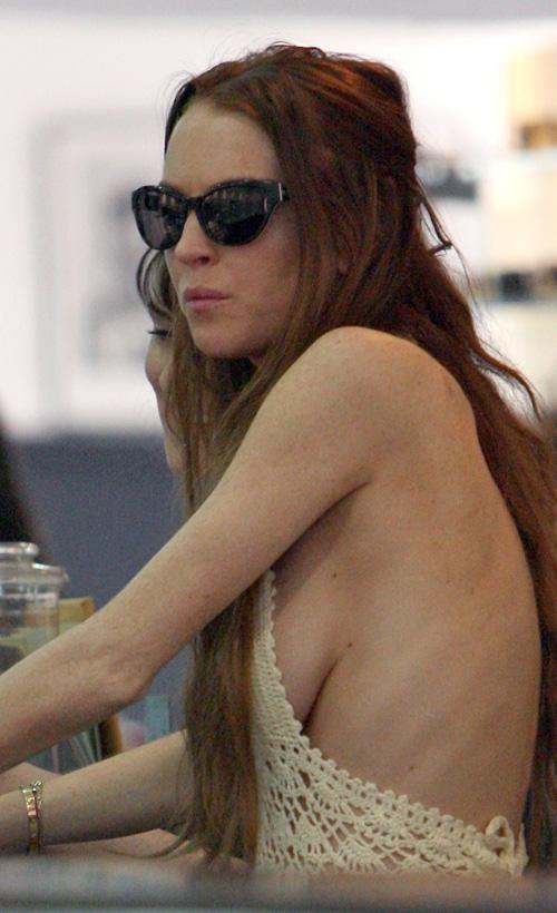lindsay lohan skinny diet. Lindsay Lohan.