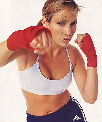 "Jennifer Lopez. ""Jennifer had a wonderful"