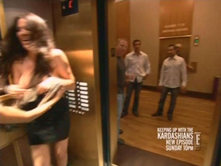 Khloe kardashian naked tits